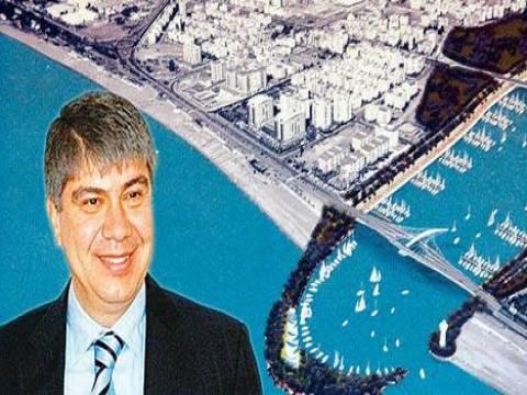 Menderes Türel, Boğaçayı Projesi için çalışmalara başladı!