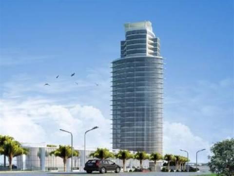Kuriş Kule projesinde 550 bin TL'ye ofis!