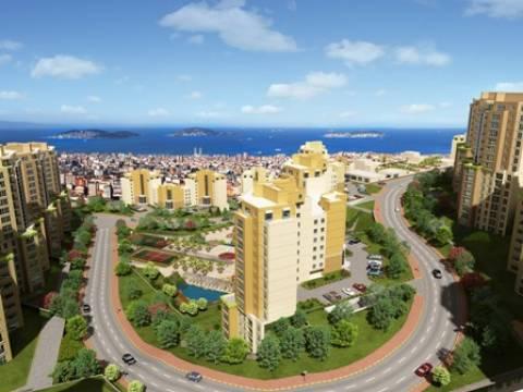 Özyazıcı İnşaat Maltepe projesi Nish Adalar'da 393 bin TL'ye 2+1!