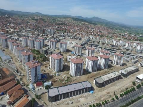 Uşak Eşme'de inşaat ihalesi! 14.3 milyon TL'ye!