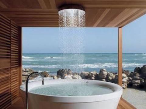 En modern banyolar!