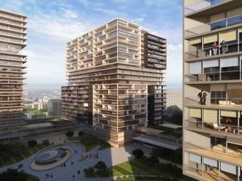 Renovia İstanbul Fikirtepe'de metrekaresi 5 bin 500 TL!