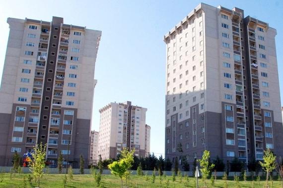 TOKİ Ankara Kahramankazan'daki 284 konutu satışa çıkardı!