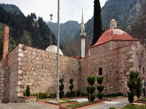 Manisa'daki tarihi hamam kültür merkezi olacak!
