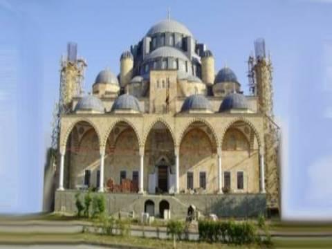 27 yıldır tamamlanamayan Sarayburnu Camisi turizm mekanı oldu!