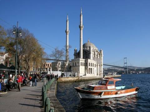 Dolmabahçe Ortaköy arasında yerin altına inilmesine onay verildi!