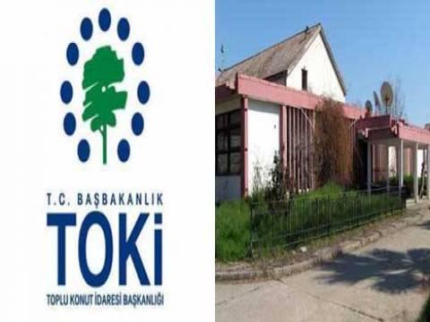 TOKİ'nin Mersin Ataş Rafinerisi lojmanları açıklaması!