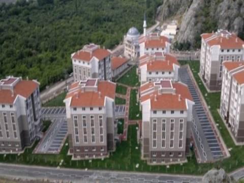 TOKİ Amasya'ya 74 konut yapacak!