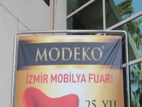 İzmir Mobilya Fuarı'na Araplardan büyük ilgi!