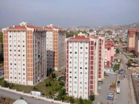 TOKİ Ankara Mamak Karaağaç 4+1 kura çekilişi bugün!