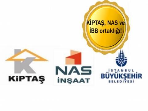 KİPTAŞ Çağlayan'da yeni projeye imza atıyor!