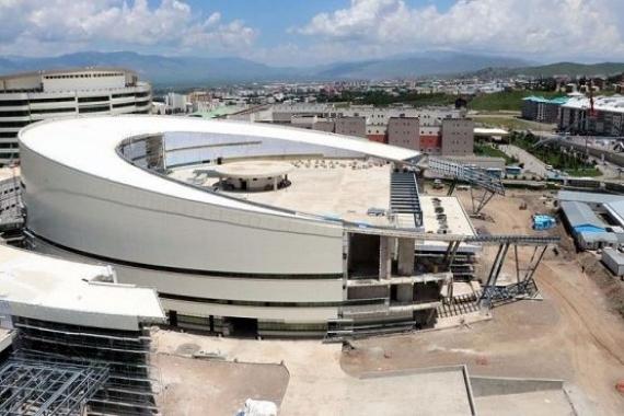 Erzurum Şehir Hastanesi yıl sonunda açılıyor!