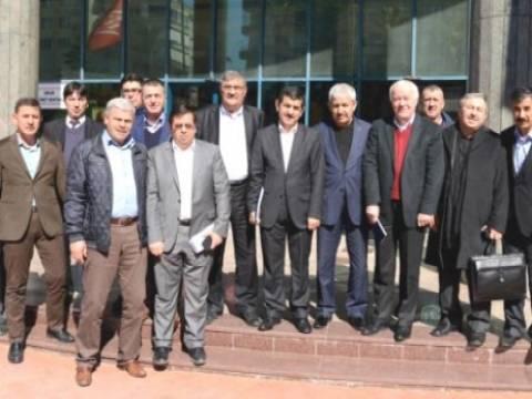 Antalya'da Kumluca Belediyesi projeleri konuşuldu!