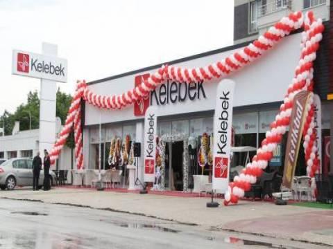 Kelebek, yeni mağazasını Bolu'da açtı!