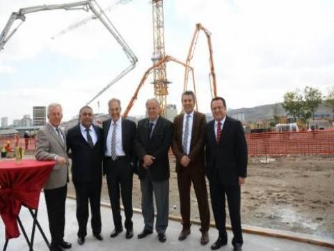 Park Mozaik projesinin temeli atıldı!