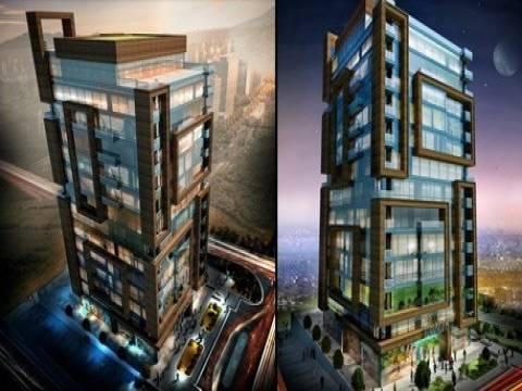 Townofis'in modern ofisleri 185 bin dolardan başlıyor!