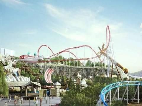 Vialand Tema Park'ta sınırsız eğlence 1 Nisan'da başlıyor!