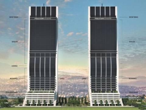 Folkart Towers Fiyat