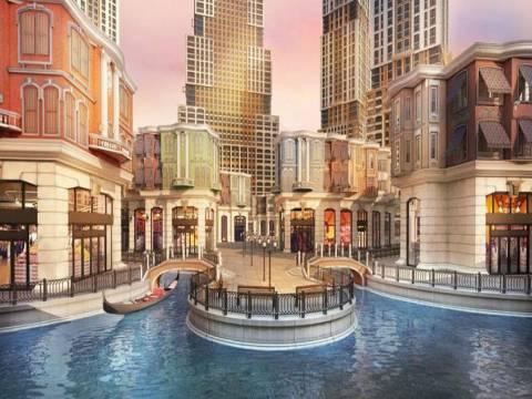 Viaport venezia venedik fiyatlar 276 bin liraya konut for Istanbul venezia