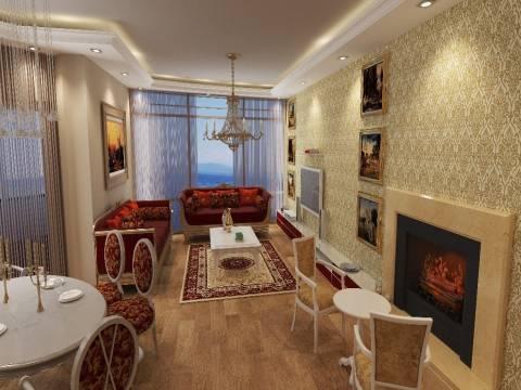 Ahenk İstanbul örnek daire!