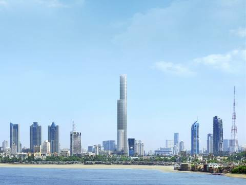 World One Tower Mumbai'nin iç tasarımı Armani'den!