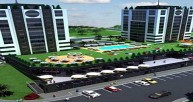 Marmara Royal Residence projesinde 159 bin liradan başlayan fiyatlarla!