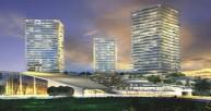 Zincirlikuyu Zorlu Center Projesi'nde m²'si 25 bin dolara!